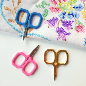 Image of Gold Little Gems embroidery scissors