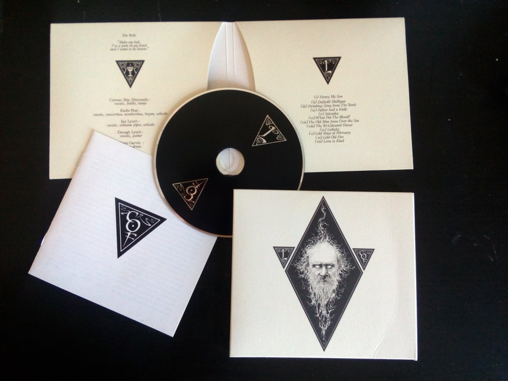 Image of 'Cold Old Fire' album - CD