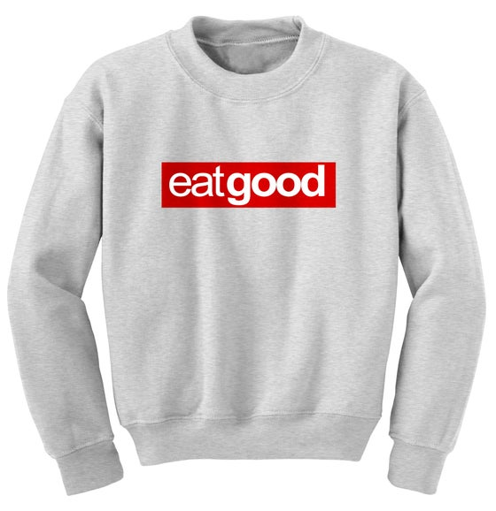 Image of EATGOOD Redbar Sweatshirt