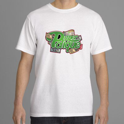 Image of Paper Clique Currency T-Shirt (20% OFF)