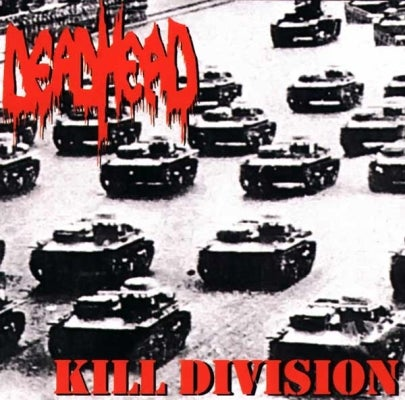 Image of 'Kill Division' CD - with 9 live bonus tracks