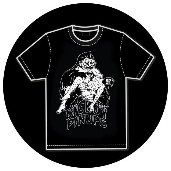 Image of Gorilla T in black
