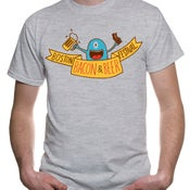 Image of Bacon & Beer Monster Shirt