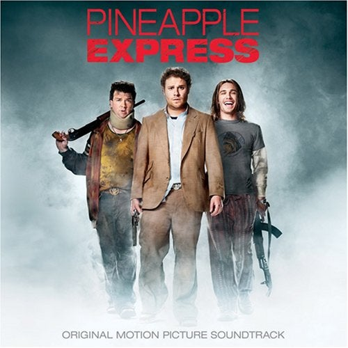 Image of Pineapple Express (Original Motion Picture Soundtrack) 'Green Marble Vinyl' - Various