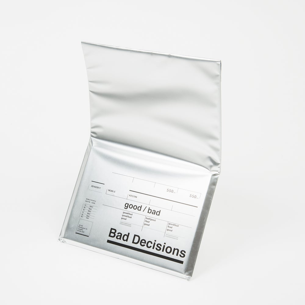 Image of Bad Decisions Vol. 1 (Silver Pack)