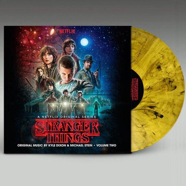 Image of Stranger Things Volume Two 'Waffle Swirl' Vinyl - Kyle Dixon & Michael Stein