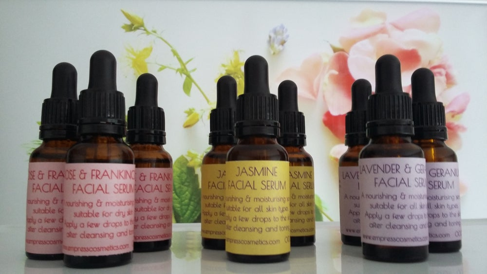Image of FACIAL SERUM SPECIAL OFFER:     Get 2 serums for €40!