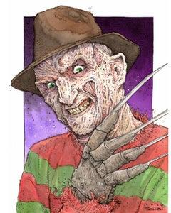 Image of 'Man of Your Dreams' art print