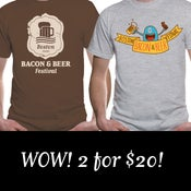 Image of Both shirts!