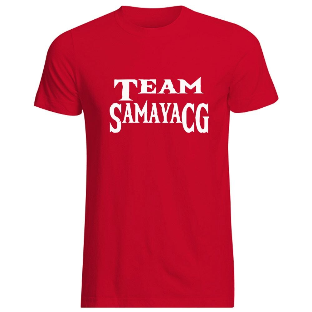 Image of Red Team SamayaCG T-Shirt