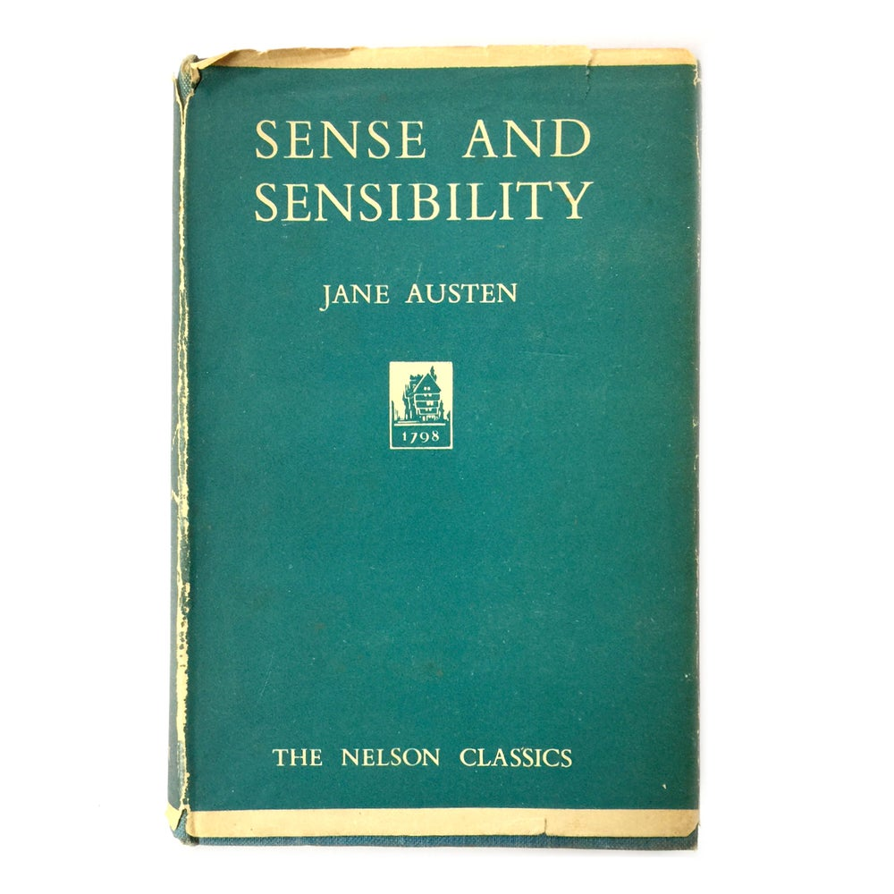Image of Jane Austen - Sense and Sensibility