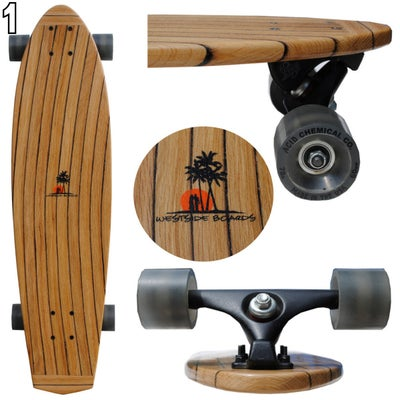 Image of C-Street Cruiser Skateboard