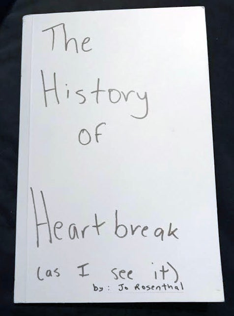 Image of The History of Heartbreak (As I See It)