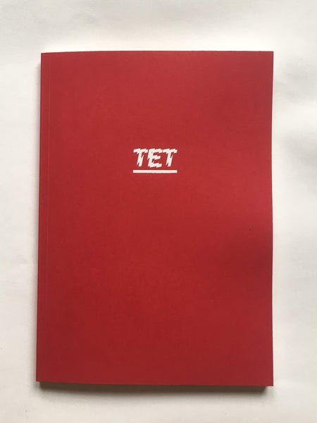 Image of TET - the book