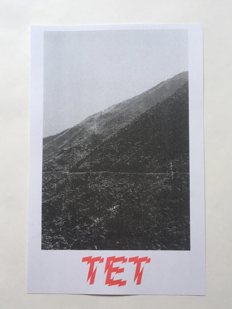 Image of TET - the poster