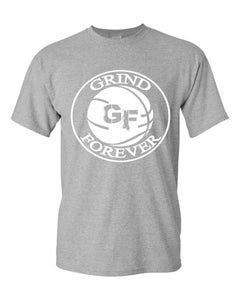 Image of EXCLUSIVE GREY GRINDFOREVER TEE