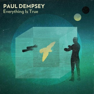 Image of Paul Dempsey 'Everything is True' CD Album - Signed/unsigned