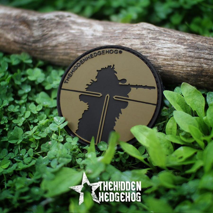 Image of Hidden Hedgehog patch ( COYOTE )