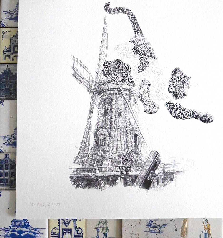 Image of OUR FOREFATHERS LIMITED EDITION PRINT