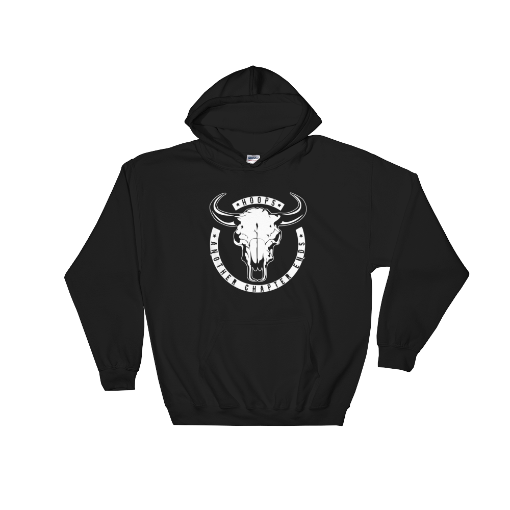 """Image of """"Another Chapter Ends"""" Hoodie"""