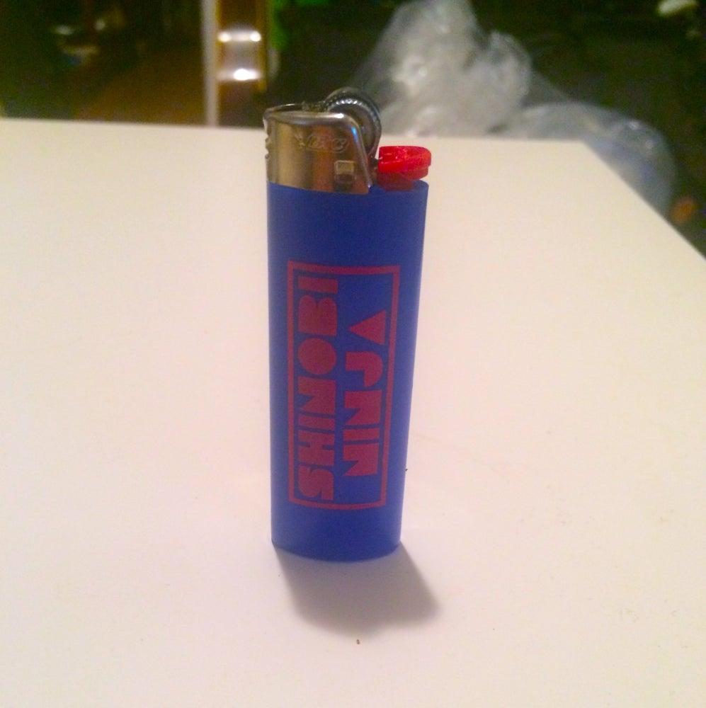 Image of Shinobi Ninja Lighter