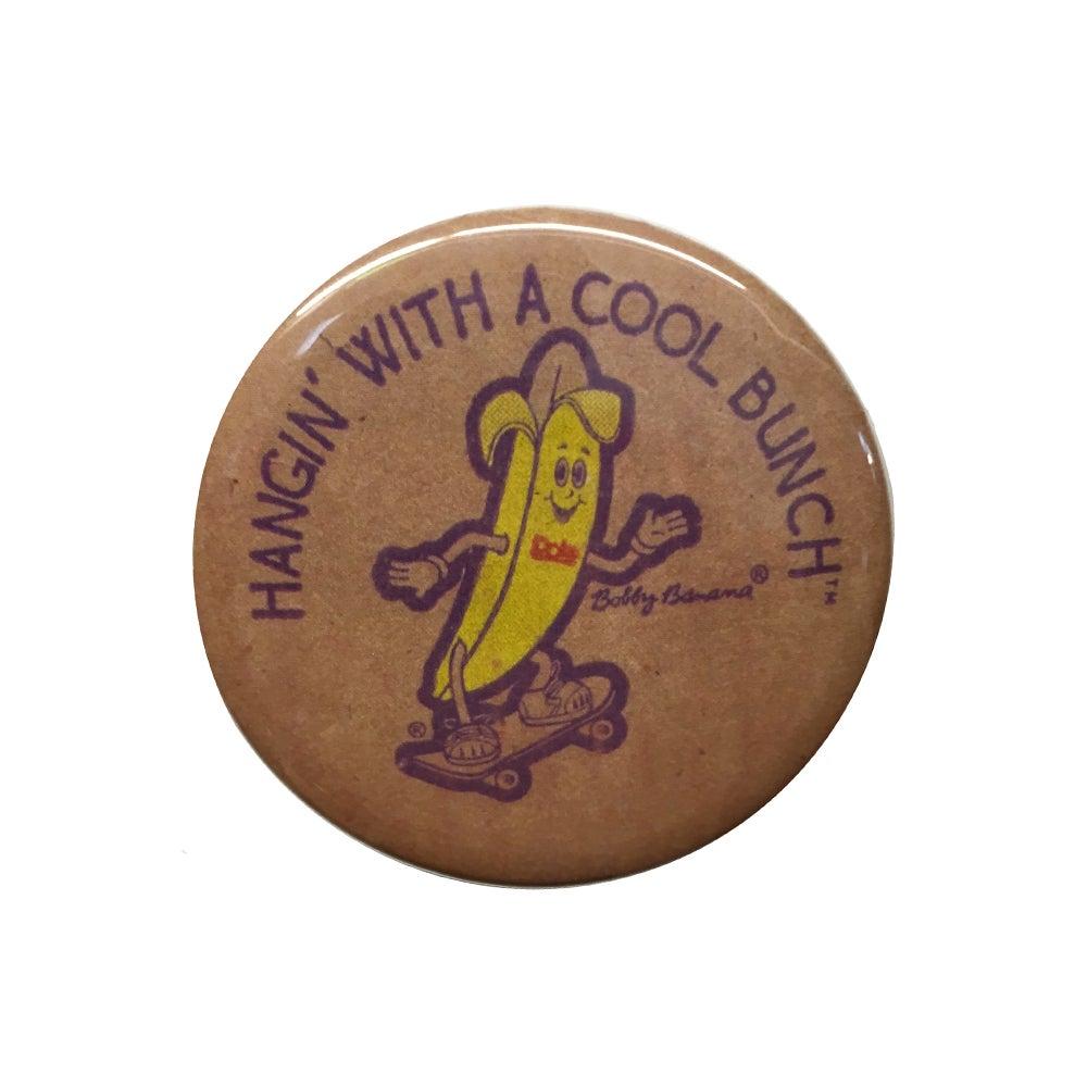 Image of FOOD DOODZ Bobby Banana Magnet