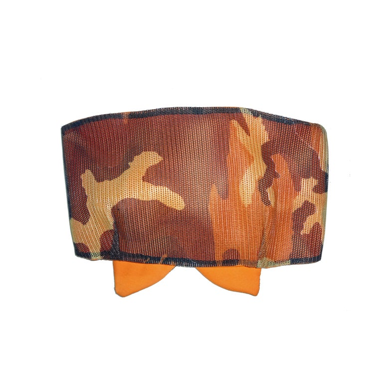Image of CAMO WARRIOR BANDEAU