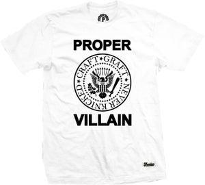Image of PROPER VILLAIN : PUNK AIN'T DEAD