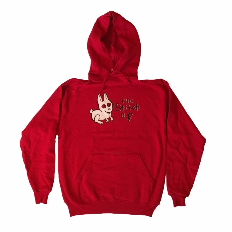 Image of The Stitch Up hoodie
