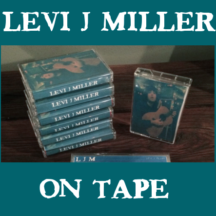 "Image of ""LJM ON TAPE"" Cassette Tape"