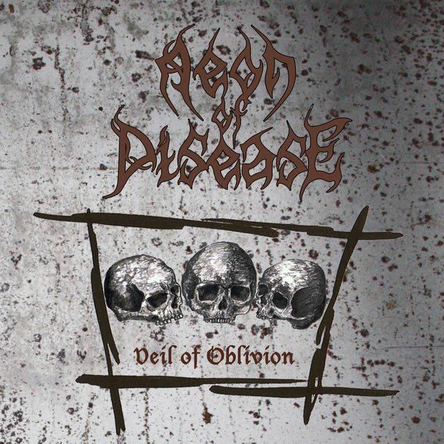 Image of Aeon of Disease - Veil of Oblivion CD