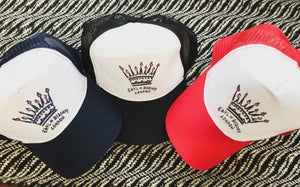 Image of Snap back trucker cap
