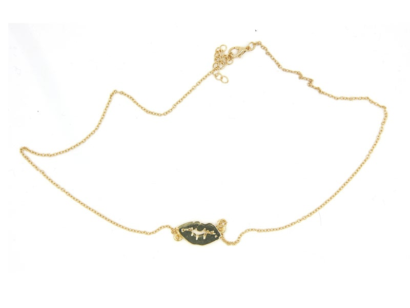 Image of Lipservice Necklace