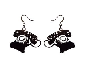 Image of Dreyfus Phone Earrings