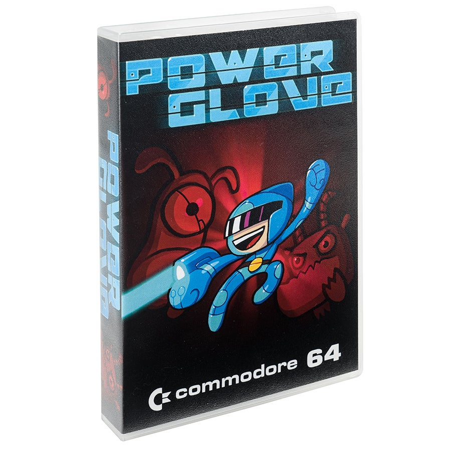 Image of Powerglove (Commodore 64)
