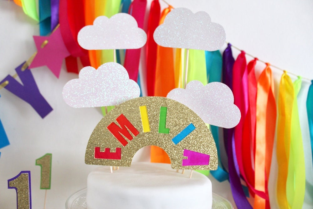 Image of Rainbow party
