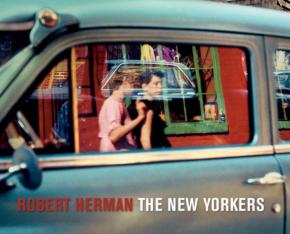 Image of The New Yorkers by Robert Herman signed  on sale $40 (reg $45)