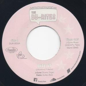 """Image of Bite It / Bocho's Groove - 7"""" Vinyl"""