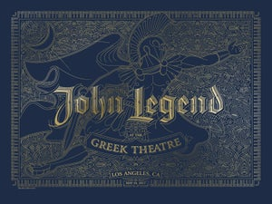 Image of John Legend Greek Theatre LA May28
