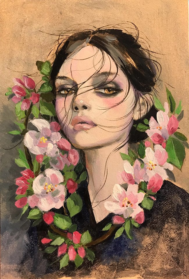 "Image of ""Apple's Blossom"" Limited Edition Print"