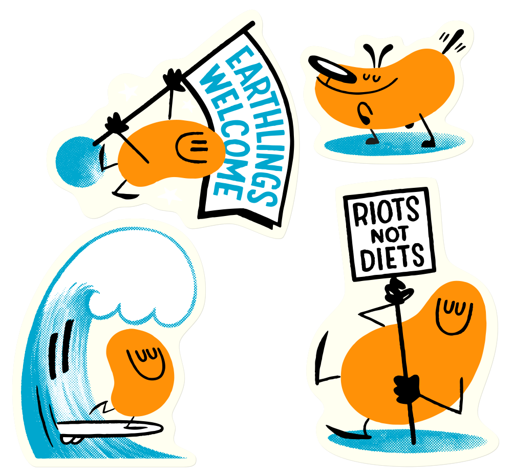 Image of Le Sticker Pack #4