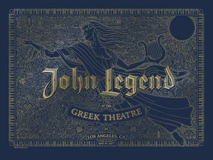 Image of John Legend Greek Theatre LA May29