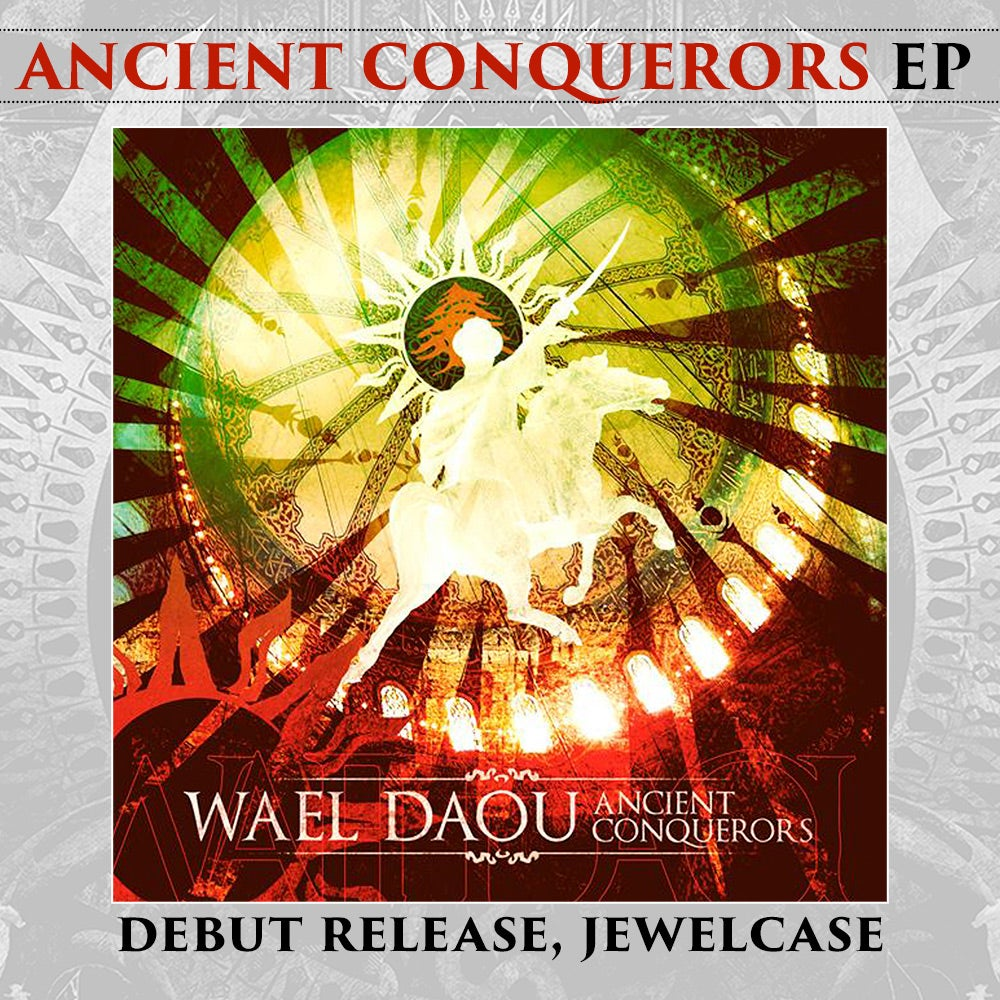 Image of ANCIENT CONQUERORS EP