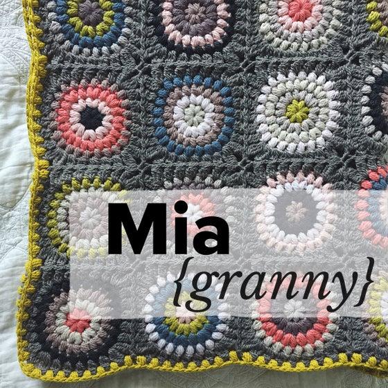 Image of Mia Granny PDF Pattern