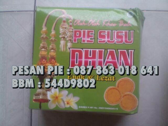 Image of Tempat Jual Pie Susu Khas Dari Bali Murah