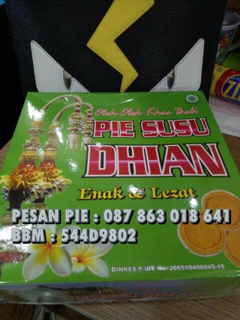 Image of Beli Pie Susu Khas Bali Murah Disini