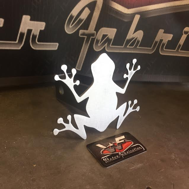 Image of Frog Hitch Cover