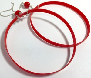 Image of Hoop - earrings
