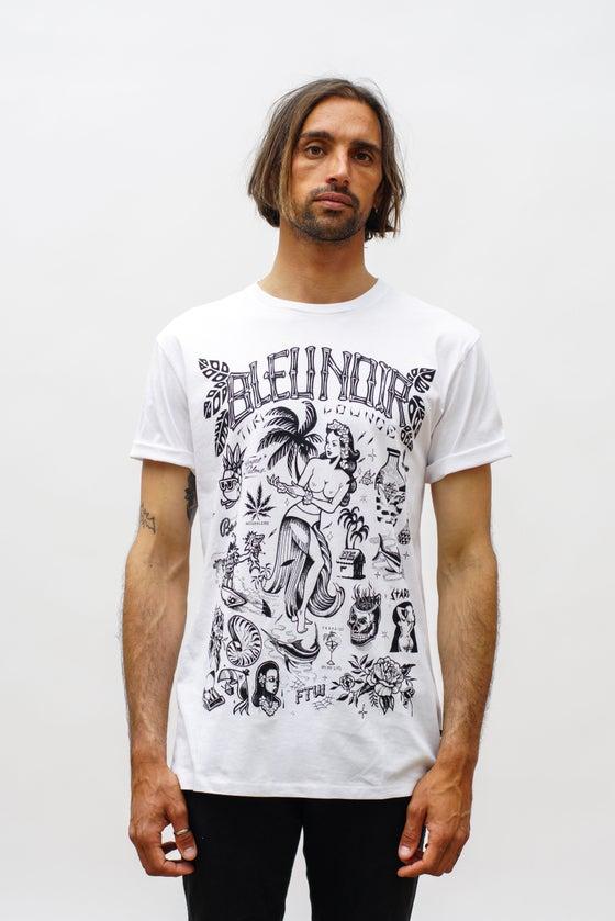 """Image of """"TIKI LOUNGE"""" T-shirt"""