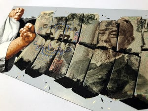 Image of Break The Bank 1000 Yen Vintage Banknote